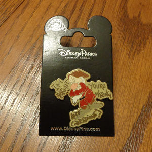 Grumpy pin disney parks im right you're wrong